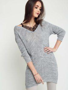 modne sweterki damskie
